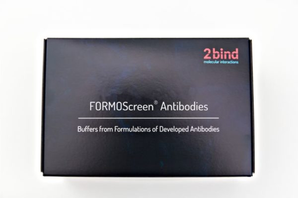 FORMOScreen Antibody Formulation Screen 5x stock